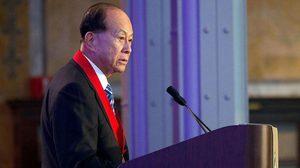มหาเศรษฐีฮ่องกงแนะใช้ 'ความรัก' แก้ปัญหาความรุนแรงในประเทศ