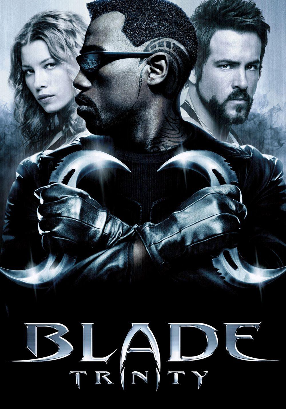 อำมหิต พันธุ์อมตะ(Blade3)
