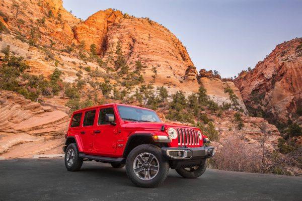 jeep Wrangler EcoDiesel