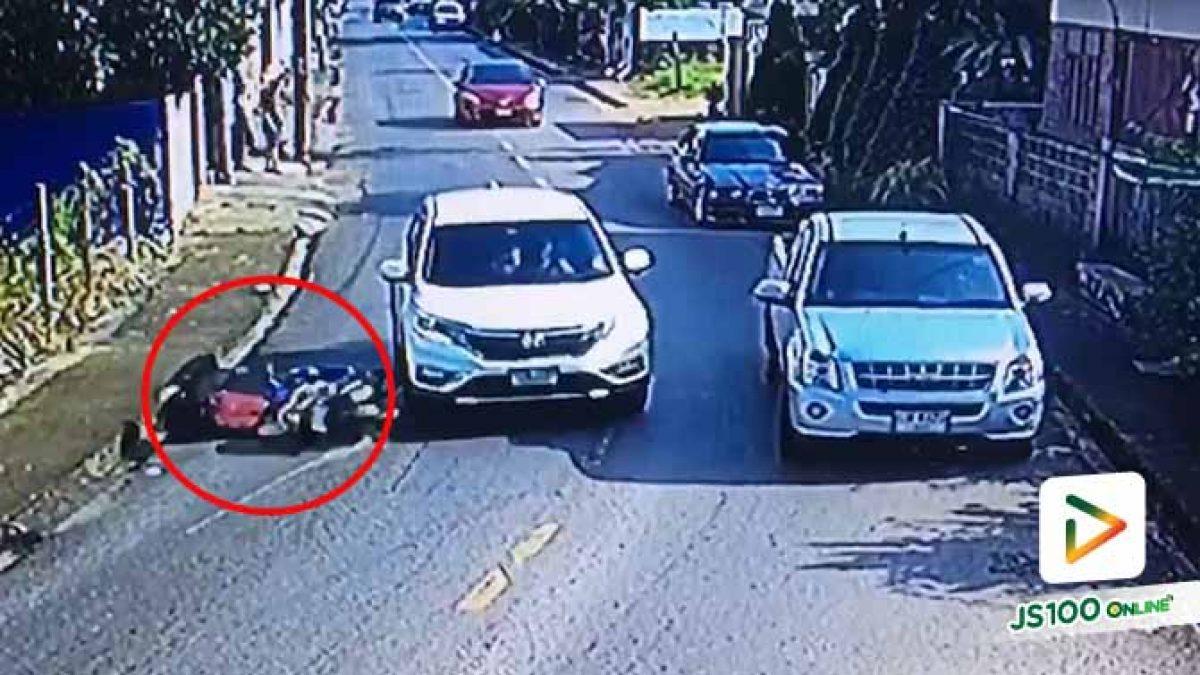 แหม.. พอเกิดอุบัติเหตุ พี่ปิคอัพรีบไปเลยนะ (23/10/2019)