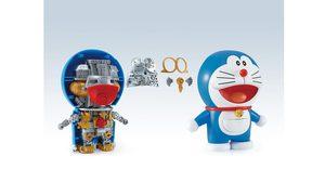 แกะกล่องรีวิว!! พลาโมโดราเอมอน Figure Rise Mechanics Doraemon