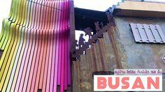 บันได 168 ขั้น แห่ง หมู่บ้านโชรียัง จุดถ่ายรูปลับในเมืองปูซาน