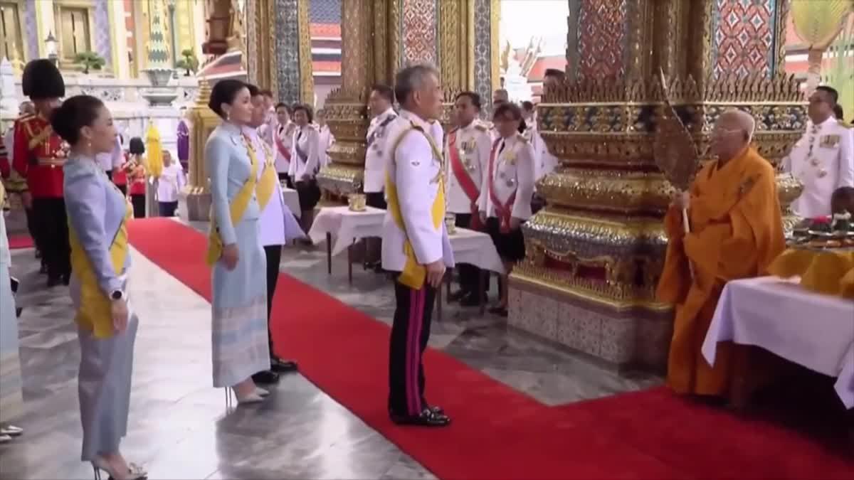 ในหลวง-ราชินี - สมเด็จพระพันปีหลวง ทรงบำเพ็ญพระราชกุศล