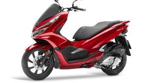 เผยโฉม Honda PCX125 รุ่นใหม่ปี 2018