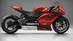 การกลับมาอีกครั้งของ Y2K Turbine Superbike