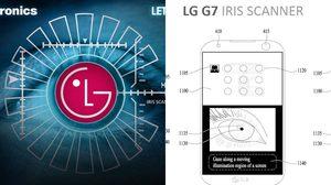 LG G7 จะมาพร้อมระบบสแกนม่านตา Iris Scanner สุดล้ำ