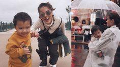 แม่โม่พาตะลุย! ลิเดีย พา ดีแลน เที่ยวญี่ปุ่น สุดหล่อน่ากอดฝุดๆ