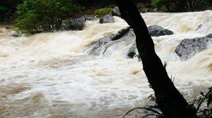 ฝนถล่ม! พัทลุง 3 อำเภอ เสี่ยง เฝ้าระวังน้ำป่า