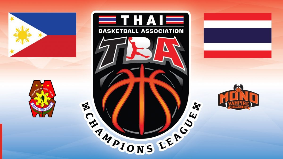 Highlight TBA คู่1 National Polish (Philiphines) VS Mono Vampire (Thailand) 4/5/60
