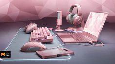 หวานเกิน!! Razer ปล่อยอุปกรณ์ Quartz Pink สีชมพูต้อนรับวาเลนไทน์
