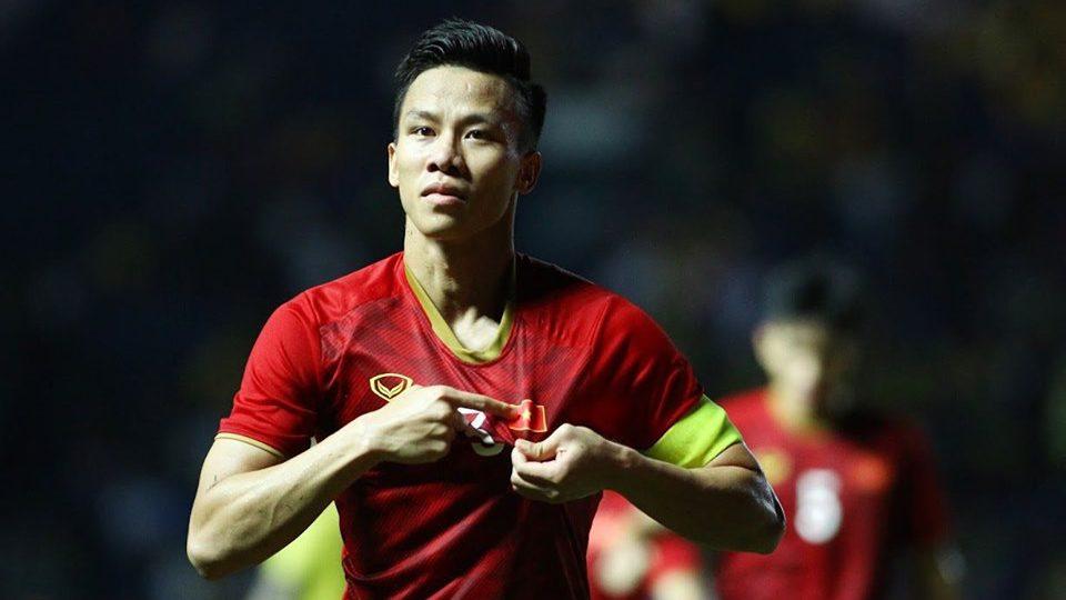 """""""กัปตันเวียดนาม"""" ชี้ต้องใช้ทีมเวิร์คถ้าอยากชนะไทย เกมเปิดหัวฟุตบอลโลก"""