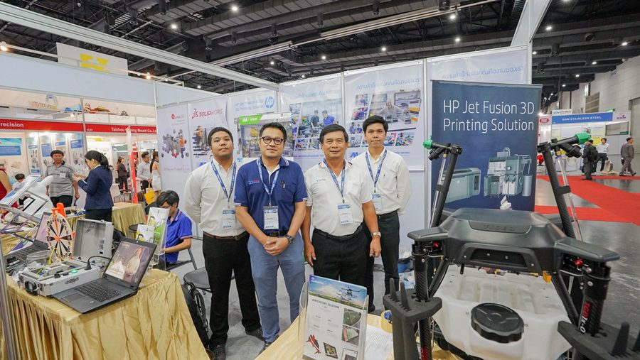 3D Printing Service by MSC ร่วมแสดง Solutions ภายในงาน Manufacturing Expo 2019