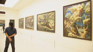 ประทีป คชบัว ศิลปิน เซอร์เรียลลิสม์ งาน ศิลปะ อันดับหนึ่งของประเทศ