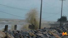 กรมอุตุฯเผย 'พายุจ่ามี' อาจขี้นฝั่งใต้หวัน 28-30 ก.ย.นี้