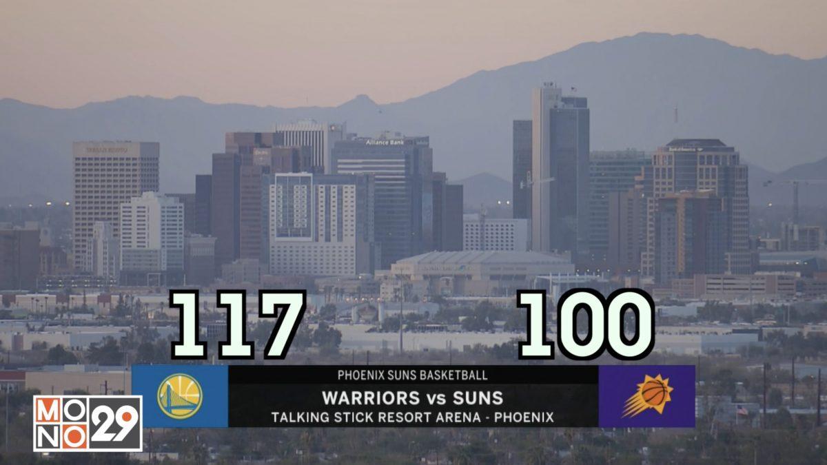 Highlight Golden State Warriors VS Phoenix Suns