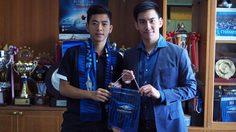 """เด็กมันเก่ง! ชลบุรี บลูเวฟคว้า """"ปาณัสม์"""" แข้งดาวรุ่งทีมชาติไทยเสริมแกร่ง"""