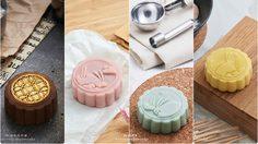 ขนมไหว้พระจันทร์ collection 2016 สีสันสดใส ที่ Moonne