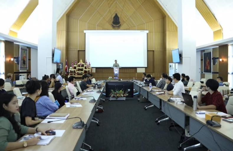ไทยร่วมมืออเมริกา เปิดประชุมเชิงปฏิบัติการด้านภาพยนตร์ (Film Workshop) สร้างภาพยนตร์แนวใหม่ – เพิ่มศักยภาพผู้ผลิตคอนเทนต์ไทยและการเผยแพร่ในช่องดิจิทัล