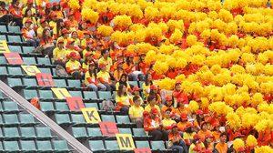 สีสันงานฟุตบอลประเพณี จุฬาฯ-ธรรมศาสตร์ ครั้งที่ 72