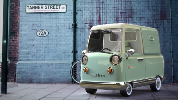 AntBee-Electric-Cart-