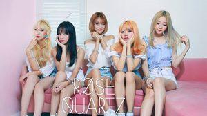 ปรากฏการณ์ใหม่! ROSE QUARTZ เกิร์ลกรุ๊ป 3 สัญชาติ ไทย-เมียนมาร์-เกาหลี!!