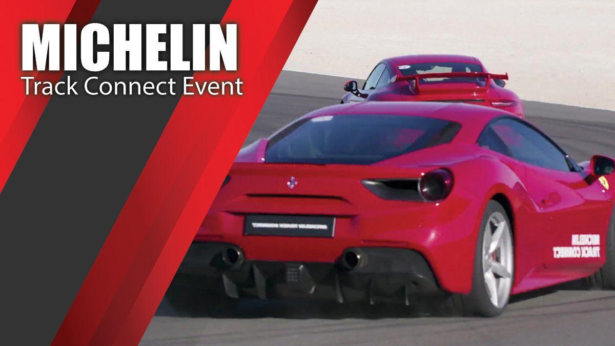 MICHELIN Track Connect Event