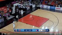 Philippines vs. Thailand Q1 - 5th SEABA Stankovic Cup 2016 THAILAND May 26, 2016
