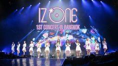IZ*ONE กับคอนเสิร์ตครั้งแรกในไทย