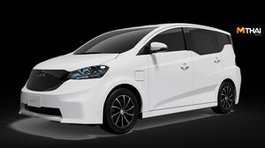 EA เปิดตัว รถยนต์ไฟฟ้าอเนกประสงค์ MINE รุ่น SPA 1