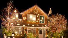 ส่องไอเดียฝรั่ง ตกแต่ง สวนหน้าบ้าน ในช่วง เทศกาล คริสต์มาส