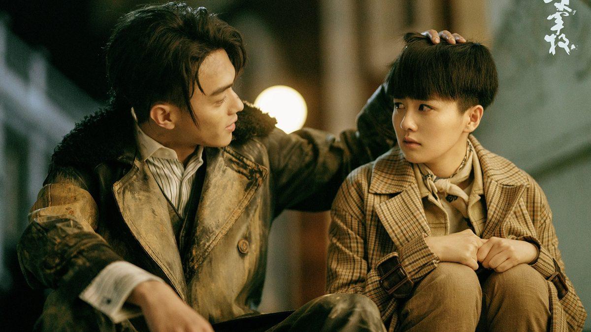 """""""ไป๋ลู่-สวี่ข่าย"""" ในซีรีส์จีน """"วุ่นรักนักเรียนเตรียมทหาร"""" ที่แฟนๆ ลุ้นให้เป็นคู่จริง"""