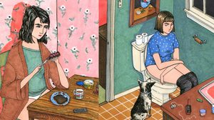 18 พฤติกรรมของผู้หญิง ที่ชอบทำเวลารู้สึกเป็นส่วนตัว