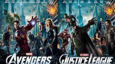 เมื่อนำ โปสเตอร์หนัง Marvel และ DC มาสลับการดีไซน์กัน ความเจ๋งจึงบังเกิด