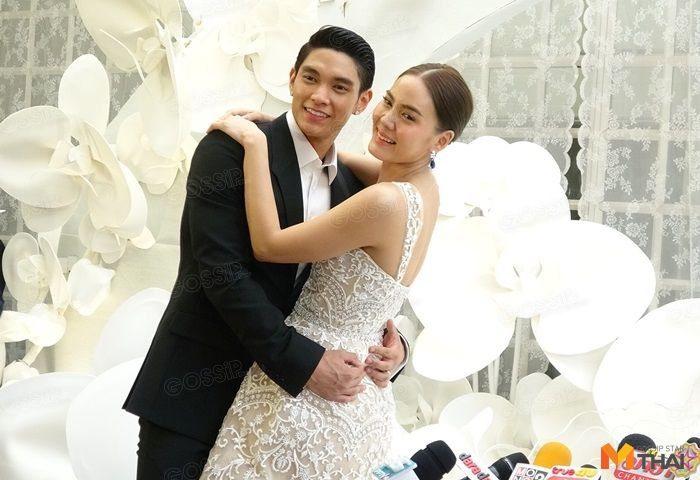 มิกกี้-เจนี่ เข้าพิธีแต่งงาน