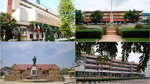10 โรงเรียนที่มีคุณภาพการศึกษาดีที่สุด ในภาคตะวันออกเฉียงเหนือ