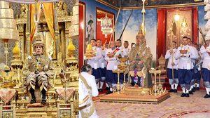 ประมวลภาพพระราชพิธีบรมราชาภิเษก วันพระฤกษ์บรมราชาภิเษก 4 พ.ค. 62