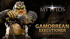 Gamorrean Executioner-Mythos จาก Sideshow