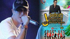 เจ เจตริน นำทีม Playboy Bunny ชวนแดนซ์ในคอนเสิร์ตบนเรือสำราญ!