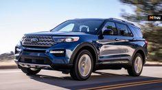 Ford Explorer 2020 ใหม่ พร้อมขาย เปิดราคาที่ 1.046 ล้านบาท