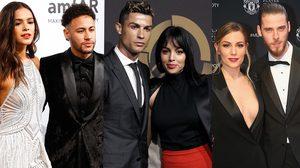10 แฟนนักฟุตบอล สุดแจ่ม จากนักเตะสุดเจ๋ง ชุดลุยเวิล์ด คัพ 2018