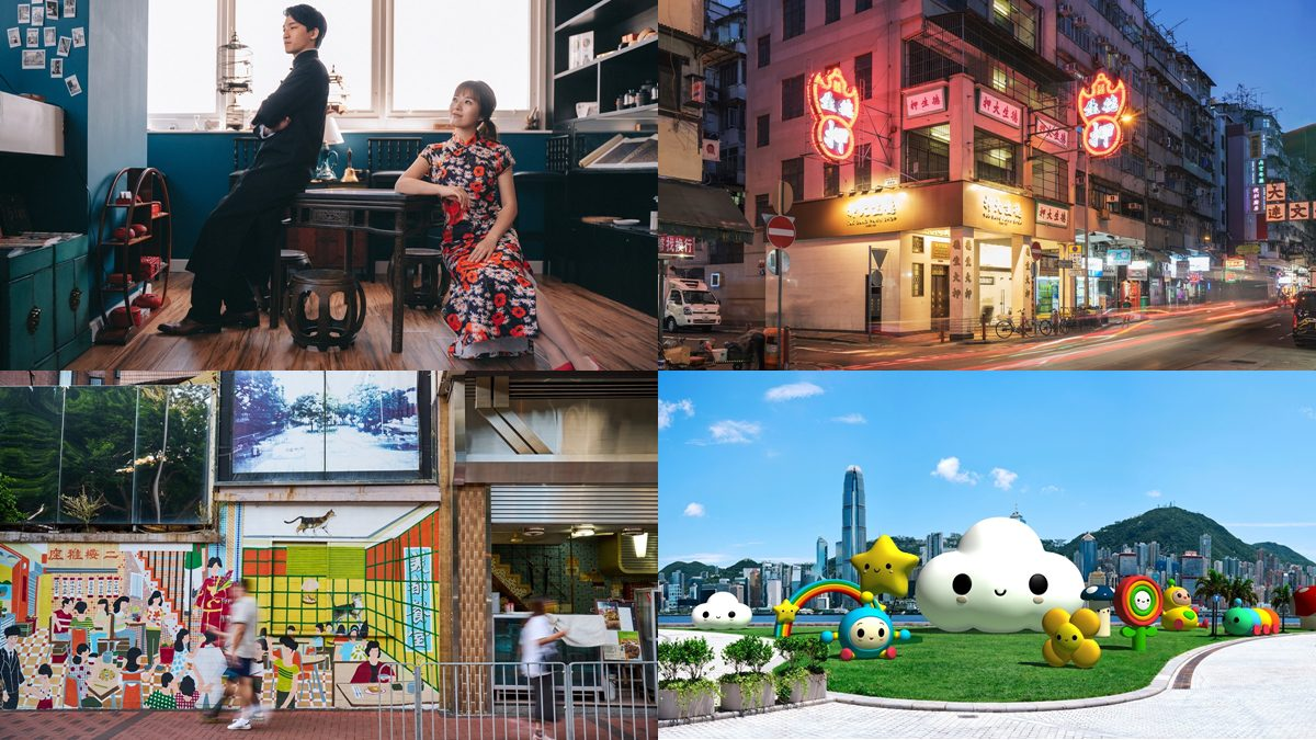 """""""ย่านเกาลูนตะวันตก"""" ที่เที่ยวฮ่องกง แหล่งมรดกเจิดจรัสด้วยศิลปะวัฒนธรรม วิถีชีวิตตามท้องถนน"""