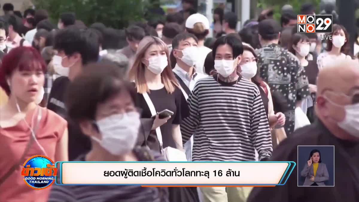 สถานการณ์ไวรัสโควิด-19 ในต่างประเทศ 27-07-63