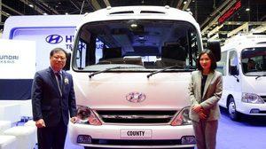 ยนตรกิจ คว้าสิทธิ์ 'ฮุนได ทรัค แอนด์ บัส' ในไทย สนองนโยบายรัฐ เปลี่ยนรถตู้โดยสารเป็นมินิบัส