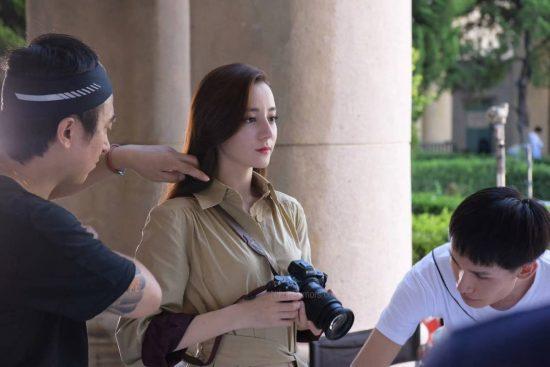 กองถ่าย Nikon mirrorless