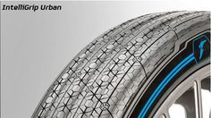 Goodyear นำเสนอ IntelliGrip Urban ยางรถยนต์ต้นแบบอัจฉริยะ  สำหรับยานยนต์แห่งอนาคต