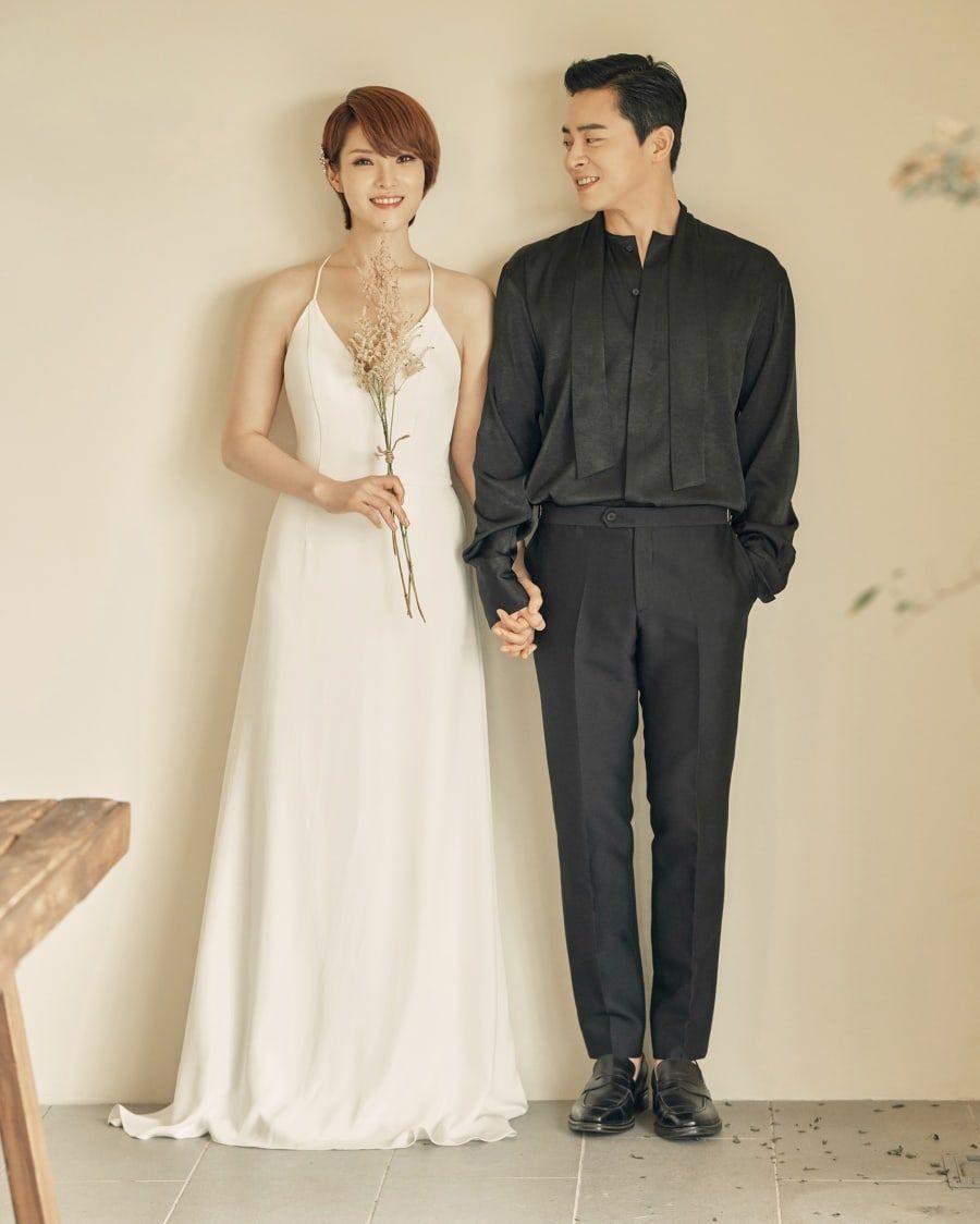 ภาพพรีเวดดิ้ง กัมมี - โจจองซอก