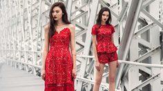 สุดชิค! แฟชั่นชุดแดงสวยเก๋ ต้อนรับตรุษจีน 2016