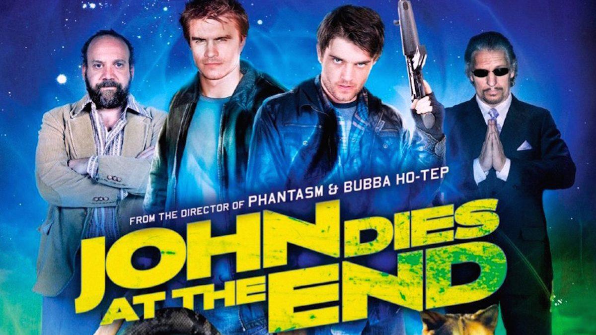 นายจอห์นตายตอนจบ John Dies at the End (หนังเต็มเรื่อง)