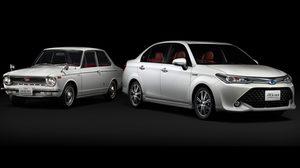 Toyota ฉลองครบรอบ 50 ปี Corolla ด้วย Corolla Axio รุ่น Limited