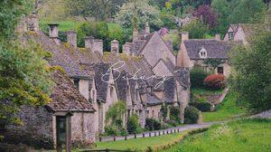 """ครั้งหนึ่งคนเดียว ที่ """"Bibury"""" หมู่บ้านที่สวยที่สุดในอังกฤษ"""